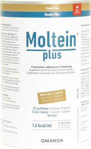 Product picture of Moltein Plus Ready2Mix Cappuccino can 400g