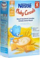 Image du produit Nestle Baby Cereals Biscuits Cerealien 6m 450g