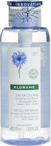 Product picture of Klorane Bleuet Micella lotion face eye 400ml