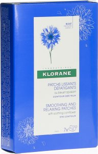 Product picture of Klorane Bleuet Pads eye region 7x 2 pieces