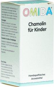 Immagine del prodotto Omida Chamolin Globuli Kind ohne Zucker Flasche 10g