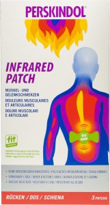 Product picture of Perskindol Infrared Patch back 3 pieces