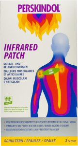 Product picture of Perskindol Infrared Patch Shoulders 3 pieces