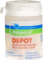 Product picture of Magnesium Diasporal Depot tablets can 30 pieces