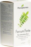Image du produit Phytopharma Ferrum Forte Capsules Tin 100 piéces