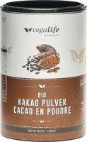 Image du produit Vegalife Kakao Pulver Fettarm (neu) Dose 125g