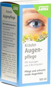 Immagine del prodotto Salus Bottiglia di erbe per la cura degli occhi 100ml