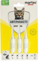 Image du produit Martec Pet Care Spot Antip für Katzen 3x 1ml