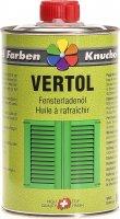 Image du produit Vertol Fensterladenöl Liquid Farblos 500ml