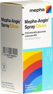 Immagine del prodotto Mepha-angin Spray Citron Flasche 30ml
