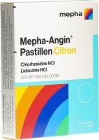 Immagine del prodotto Mepha-angin Pastillen Citron 24 Stück