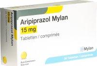 Immagine del prodotto Aripiprazol Mylan Tabletten 15mg 98 Stück