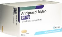 Immagine del prodotto Aripiprazol Mylan Tabletten 30mg 98 Stück