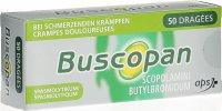 Immagine del prodotto Buscopan (pi) Dragees 10mg 50 Stück
