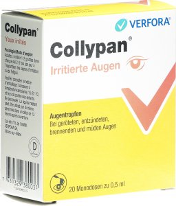 Immagine del prodotto Collypan Irritierte Augen Md 20x 0.5ml