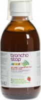 Product picture of Bronchostop Junior cough syrup bottle 200ml