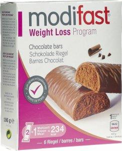 Immagine del prodotto Modifast barretta di cioccolato 6x 31g