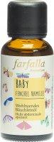 Image du produit Farfalla Baby Baeuchleinöl Fenchel Kamille 30ml