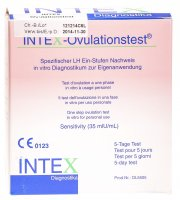 Intex OVU-LH Ovulationstest 5 Stück