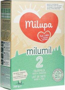 Immagine del prodotto Milupa Milumil 2 Follow-on Milk 350g