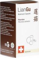 Immagine del prodotto LianGu Pleurotus Mushrooms Capsule Barattolo 60 Pezzi