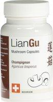 Product picture of LianGu Champignon Mushrooms Capsules Can 60 Pieces