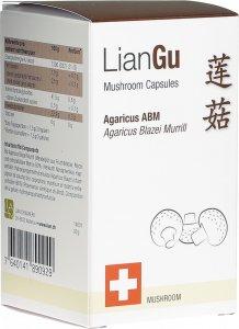 Product picture of LianGu Agaricus Abm Mushrooms Capsules Can 180 Pieces