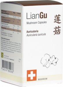 Immagine del prodotto LianGu Auricularia Mushrooms Capsule Barattolo 180 Pezzi