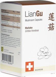 Immagine del prodotto LianGu Maitake Mushrooms Capsule Barattolo 180 Pezzi