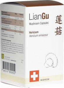 Immagine del prodotto LianGu Hericium Mushrooms Capsule Barattolo 180 Pezzi