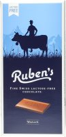 Produktbild von Ruben's Lactose-Free Chocolate Whole Milk 90g