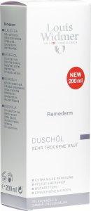 Immagine del prodotto Widmer Remederm Olio Doccia Profumata 200ml