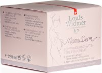 Product picture of Louis Widmer Mama Derm stretch marks cream perfumed 250ml