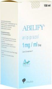 Immagine del prodotto Abilify Sirup 1mg/ml Flasche 150ml