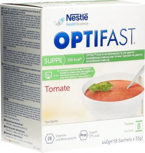 Product picture of Optifast Soup tomato 8 bags 55g