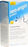 Product picture of Neo-angin Protect Lozenges honey sea salt 32 pieces