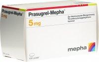 Immagine del prodotto Prasugrel Mepha Lactab 5mg 100 Stück