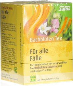 Immagine del prodotto Salus Tè di fiori di Bach per tutti i casi sacchetto biologico 15 pezzi