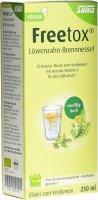 Product picture of Salus Freetox elixir dandelion stinging nettle Bio 250ml