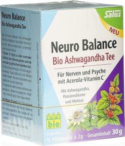 Product picture of Salus Neuro Balance Ashwagandha Tea Organic bags 15 pieces