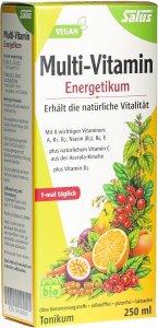 Product picture of Salus Multi-Vitamin Energetic Bio 250ml