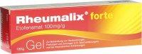Immagine del prodotto Rheumalix Forte Gel Tube 100g