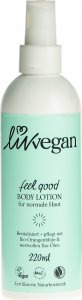 Produktbild von Livvegan Feel Good Body Lotion Flasche 200ml