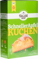 Image du produit Bauckhof Der Schnelle Apfelkuch Glutenfrei 2x 250g