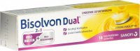 Product picture of Bisolvon Dual 2 In 1 lozenges 18 pieces