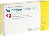 Immagine del prodotto Fosfomycin Spirig HC Granulat 3g Beutel