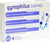 Product picture of Gynophilus Control vaginal tablets 6 pieces