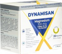 Product picture of Dynamisan Magnesium 300mg bag 30 pieces