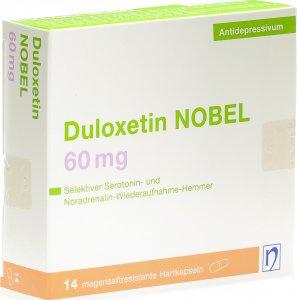 Immagine del prodotto Duloxetin Nobel Kapseln 60mg 14 Stück