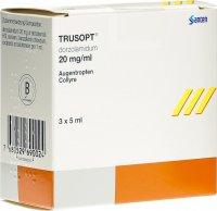 Immagine del prodotto Trusopt Augentropfen 2% (neu) 3 Flasche 5ml